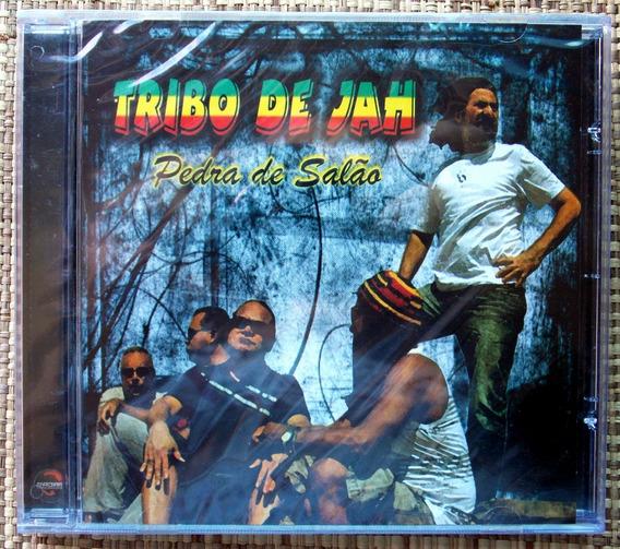 Cd Tribo De Jah - Pedra De Salão - O Mais Puro Reggae