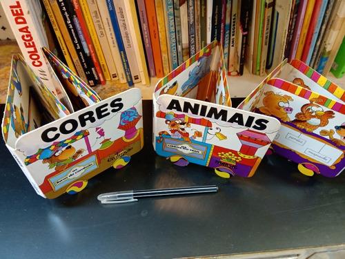 2 Libros Infantiles En Portugués Para Los Más Chiquitos!