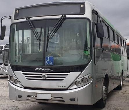 Onibus Urbano Comil Svelto Volks 15-190 Curto Ano 2011/12
