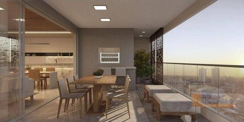 Apartamento Com 3 Dormitórios À Venda, 149 M² Por R$ 1.121.000 - São Pelegrino - Caxias Do Sul/rs - Ap1545