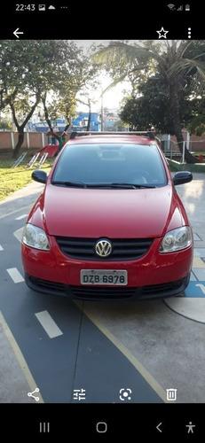 Imagem 1 de 14 de Volkswagen Fox 2008 1.0 Route Total Flex 5p