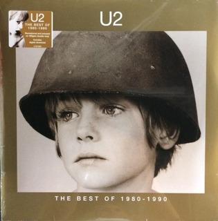U2 - The Best Of 1980-1990 Vinilo Doble Nuevo Obivinilos