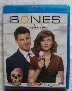 Bones Huesos. Temporada 7. Blue-ray