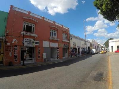 Edificio Comercial En Venta En Merida Centro
