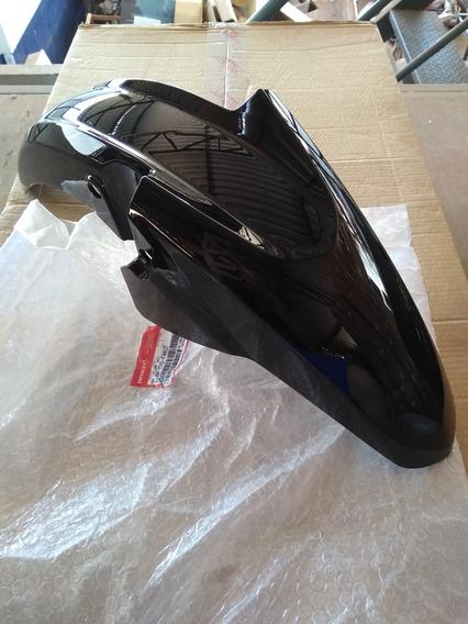 Paralama Dianteiro Titan 150 2014 2015 Preto Original Honda