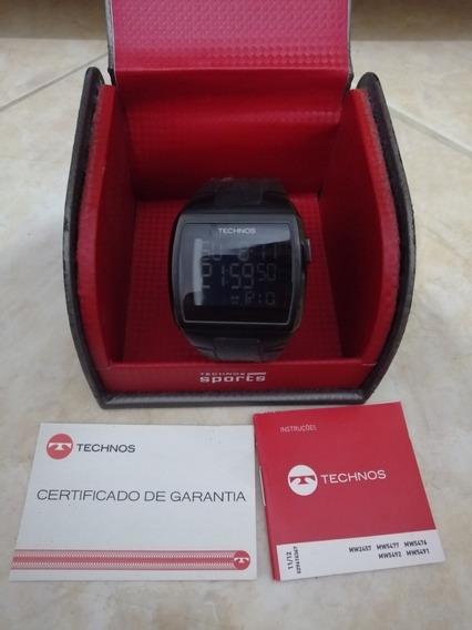 Relógio Technos Masculino Digital Mw5491