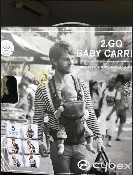 Canguro, Portabebe, Baby Carrier 2.go Marca Cybex