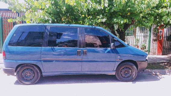 Peugeot 806 2.0 Sr 1995