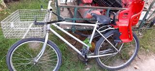 Bicicleta Reparto Anda Perfecto