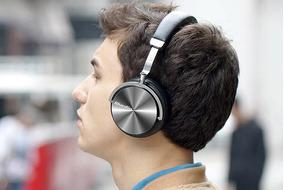 Fone Bluedio T4s Bluetooth Noise Cancelling Pronta Entrega