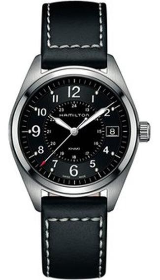 Reloj Hamilton Khaki Field-h68551733 Ghiberti