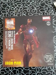 Muñeco Iron Man Mark 3