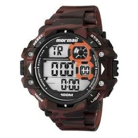 Relógio Mormaii Masculino Digital Mo13609a/8r