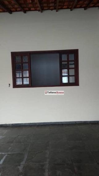 Casa Com 2 Dormitórios Para Alugar, - Bosque Dos Eucaliptos - São José Dos Campos/sp - Ca2090