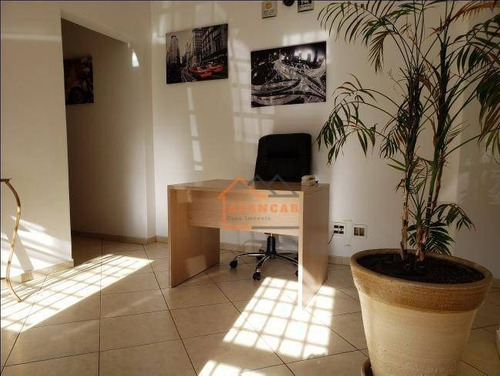 Imagem 1 de 9 de Sala Para Alugar, 158 M² Por R$ 4.300,00/mês - Alto Da Mooca - São Paulo/sp - Sa0006