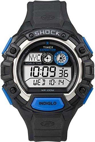 Reloj Shock Timex Marathon Aprueba De Agua
