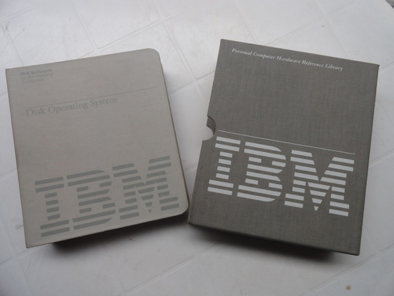 Ibm Dos-disk Operating System For Personal Computers