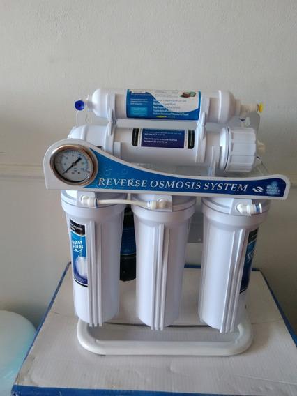 Purificador De Agua Ósmosis Inversa 5 Pasos