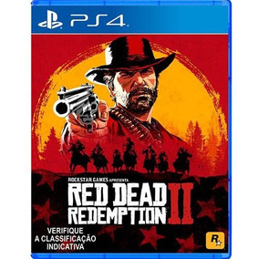 Jogo Red Dead Redemption 2 Playstation 4 - Ps4
