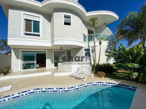 Casa Com 4 Dormitórios À Venda, 411 M² Por R$ 2.150.000,00 - Gênesis 2 - Santana De Parnaíba/sp - Ca0209