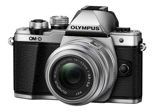 Câmera Olympus Om-d E-m10 Mark Ii Kit Com Lente 14-42mm Ii R