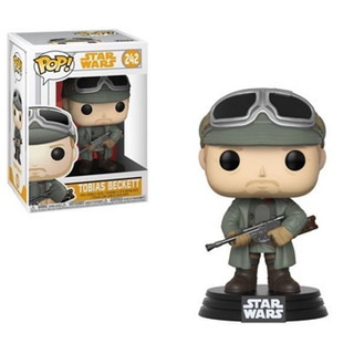 Funko Pop Tobias Beckett 242 Star Wars Baloo Toys