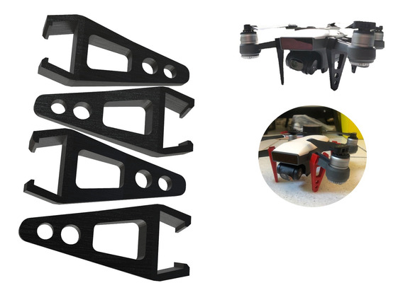 Extensor Trem De Pouso Para Drone Dji Spark
