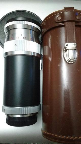 Lente Schneider Kreuznach Xenar 135mm 4.5 P/ Exakta