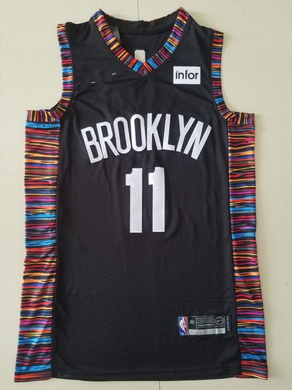 Kyrie Irving #11 Brooklyn Temp 20 - A Pedido