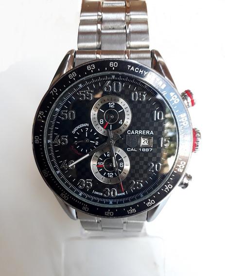 Relógio Masculino Carrera Calibre 16 Automático Funcional