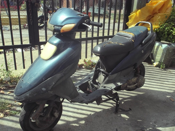 Moto Scooter Jialing 150cc Para Reparar O Repuesto (barata)