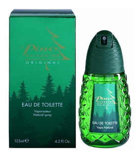 Perfume Importado Pino Silvestre Edtl 125ml Original