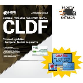 Apostila Cldf 2018 Câmara Legislativa Df Técnico Legislativo
