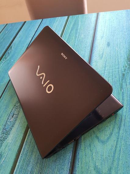 Notebook Sony Vaiosve14 I3 4gb 500gb Windows 10
