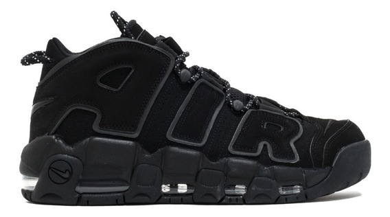 Zapatillas Uptempo Black Reflective
