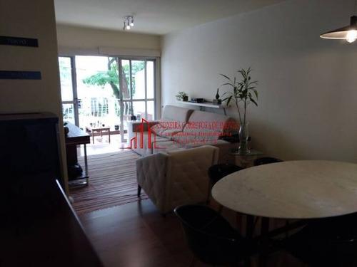 Apartamento A Venda  Vila  Bastos 3 Dorms - 1145