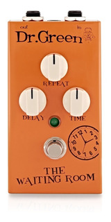 Pedal Dr Green The Waiting Room Delay