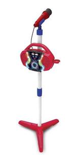 Micrófono Musical 2 En 1 Cool Kidz