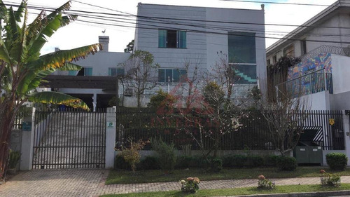 Casa Com 4 Dormitórios, 431 M² - Venda Por R$ 2.800.000 Ou Aluguel Sob Consulta - Mercês - Curitiba/pr - Ca0129