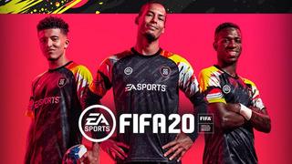 Fifa 20 Ps4 Digital Original |1|