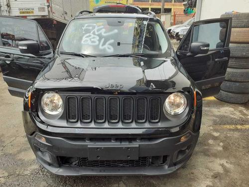 Sucata Jeep Renegade Sport 1.8 Flex Aut 2016