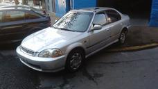 Honda Civic Ex Mt 1997 O Permuto