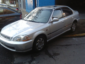 Honda Civic Ex Mt 1997 O Permuto