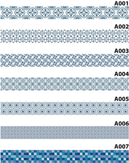 Azulejo Refranes Cohete Ceramica impreso 20x30 cm