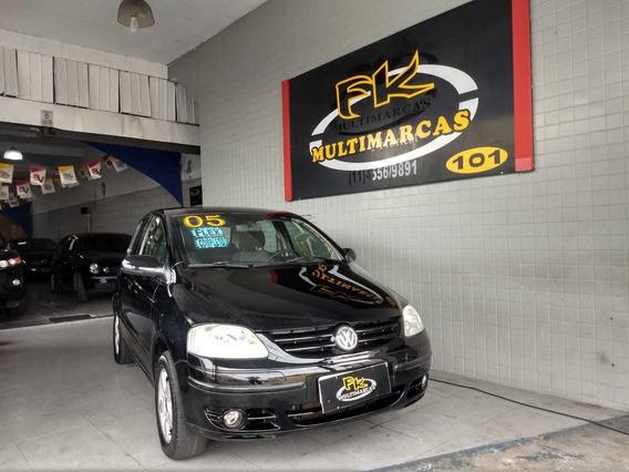 Volkswagen Fox 1.6 Sportline Total Flex
