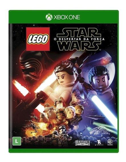 Lego Star Wars O Despertar Da Força - Xbox One - Novo Física