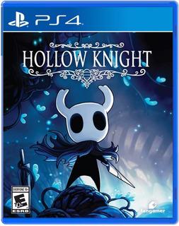 Hollow Knight / Juego Físico / Ps4