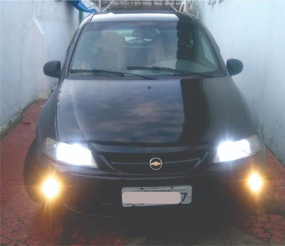 Chevrolet Celta Motor 1.0 3 Portas Cor Preta Em Bom Estado