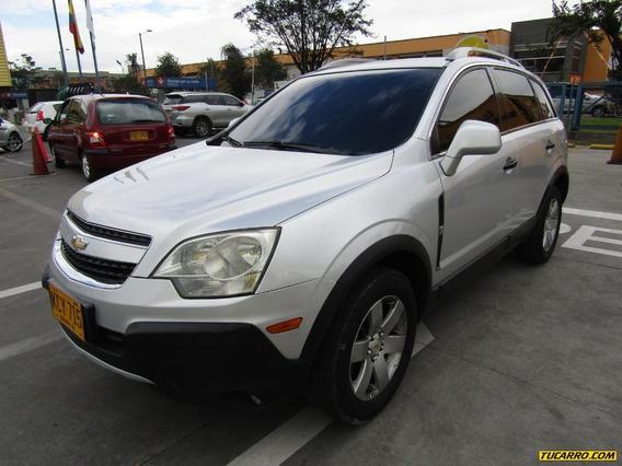 Chevrolet Captiva Captiva Sport 2.4 Full Equipo