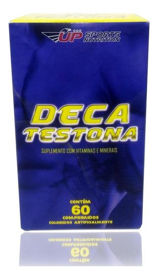 Deca Testona 60 Comprimidos Up Sports Nutrition